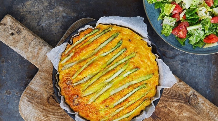 Tortilla med kartofler