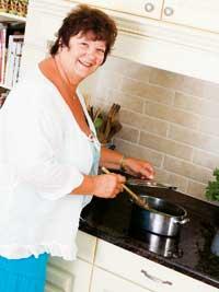 Lisbeth Fosser er eier av nytt kjøkken fra JKE-design