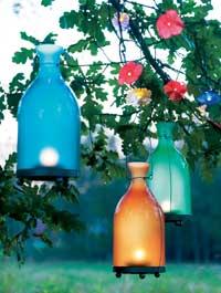 Sommar formet som flask er 27 cm høy og koster kr 49. Foto: Ikea