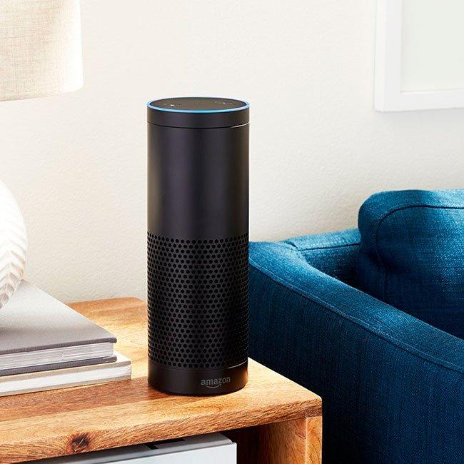 Amazon Echo - smart højtaler.