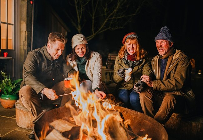 Sådan gør du let vinterhaven hyggelig