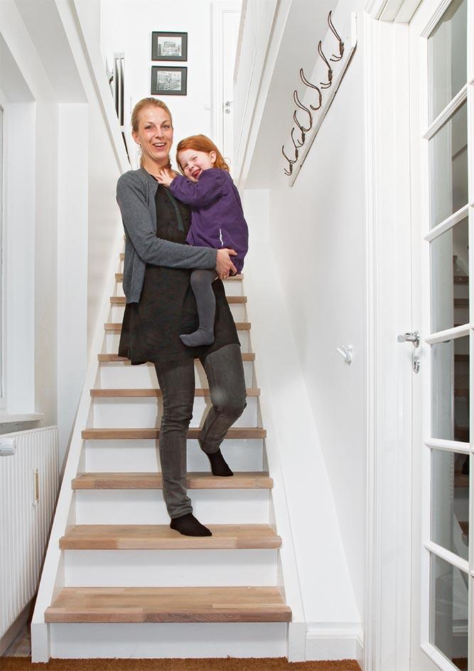 guide bygge trapp inne