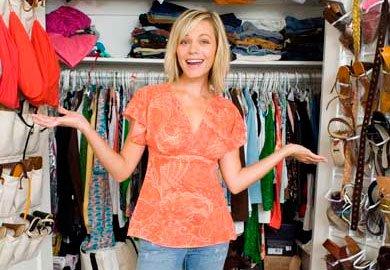 Forsikring og underforsikring af tøj i klædeskab