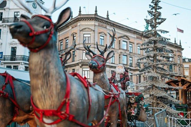 Julemarked på Kongens Nytorv