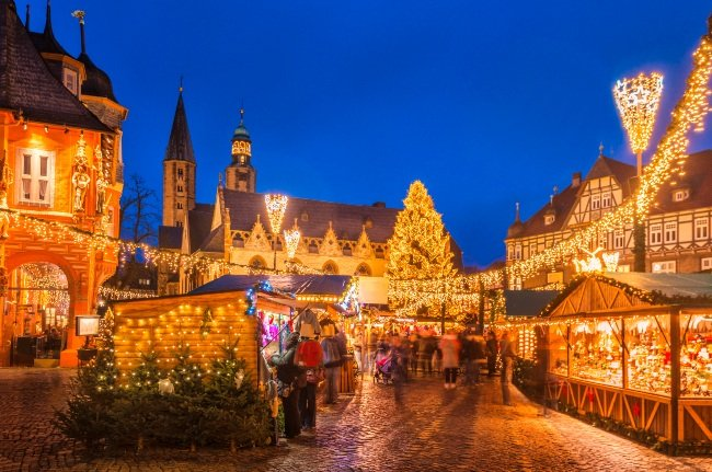 Julemarked i Tyskland
