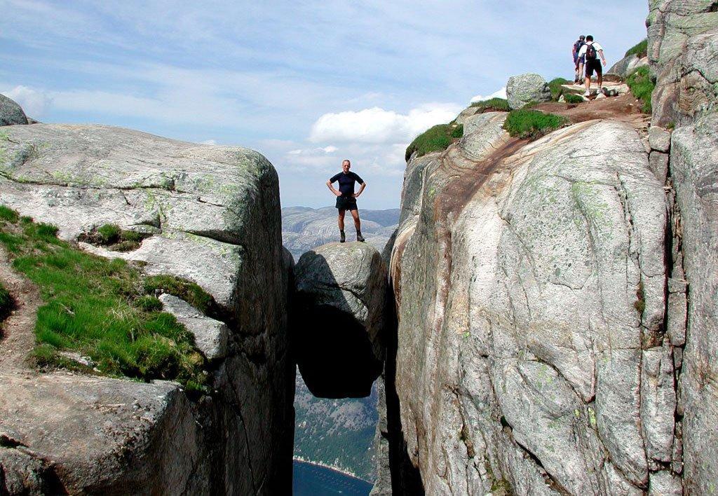 Norsk Natur - Kjeragbolten
