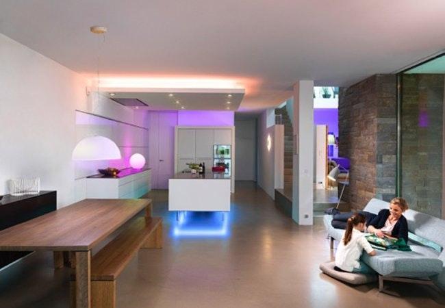 Lys hjemmet op med intelligent belysning