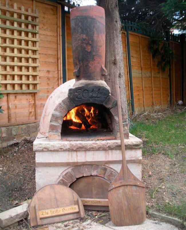 Lav din gen pizzaovn