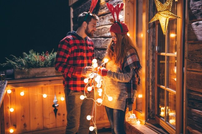 Pynt op med julebelysning tidligt