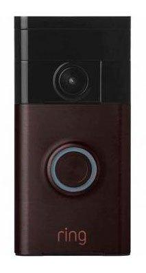 dørtelefon med videoovervågning og kamera.
