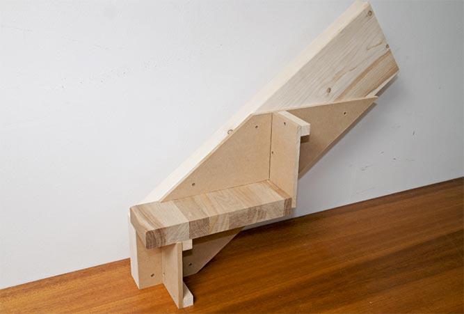 bygge trapp selv