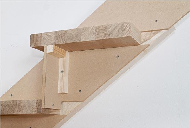 bygge trapp