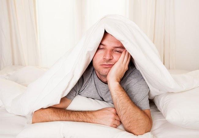 Snyd dig selv til at falde i søvn på under 60 sekunder