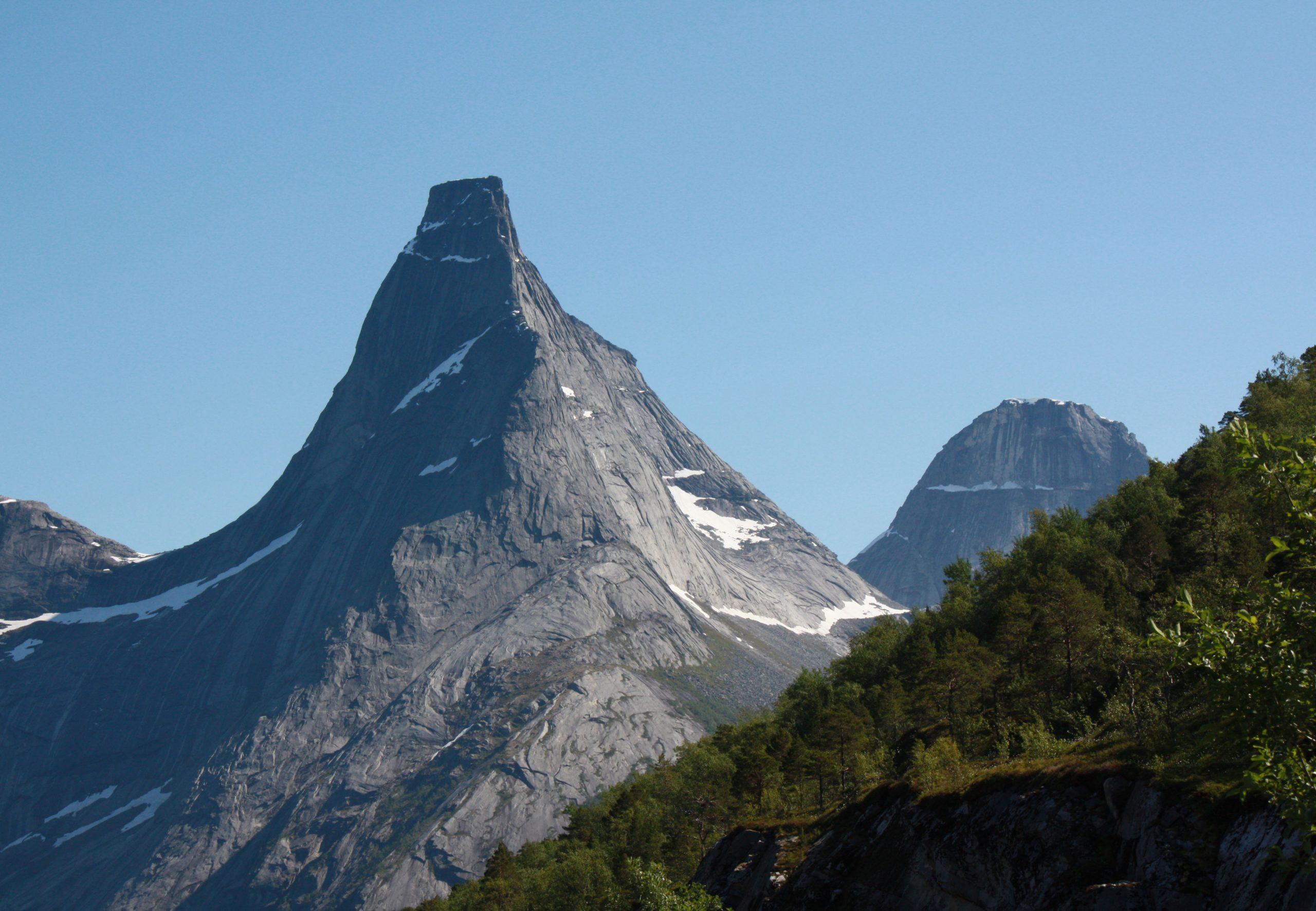 Norsk Natur - Stetinden, norges nationalfjeld