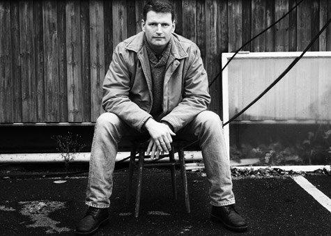 Lars Mytting har skrevet bok Hel ved. Foto: Christian Elgvin