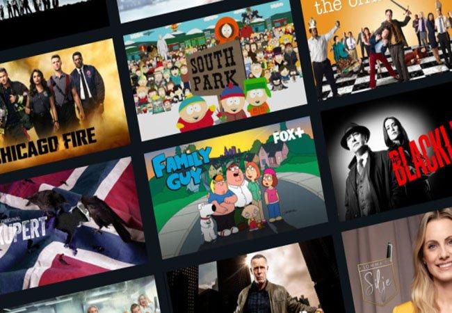 Viaplay har et rikt utvalg av film og serier.