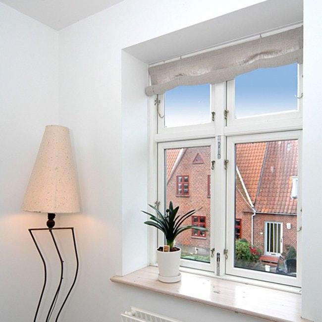 Sørg for, at de nye vinduer passer til huset