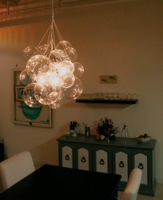 Boble lampe