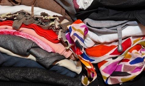 Overflod: Kanskje er det ikke lagringsplassen det er noe i veien med – kanskje er det mengden av klær og gjenstander?