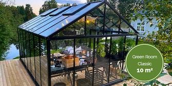 Vinn et drivhus fra Willab Garden