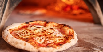 hjemmelaget pizzaovn