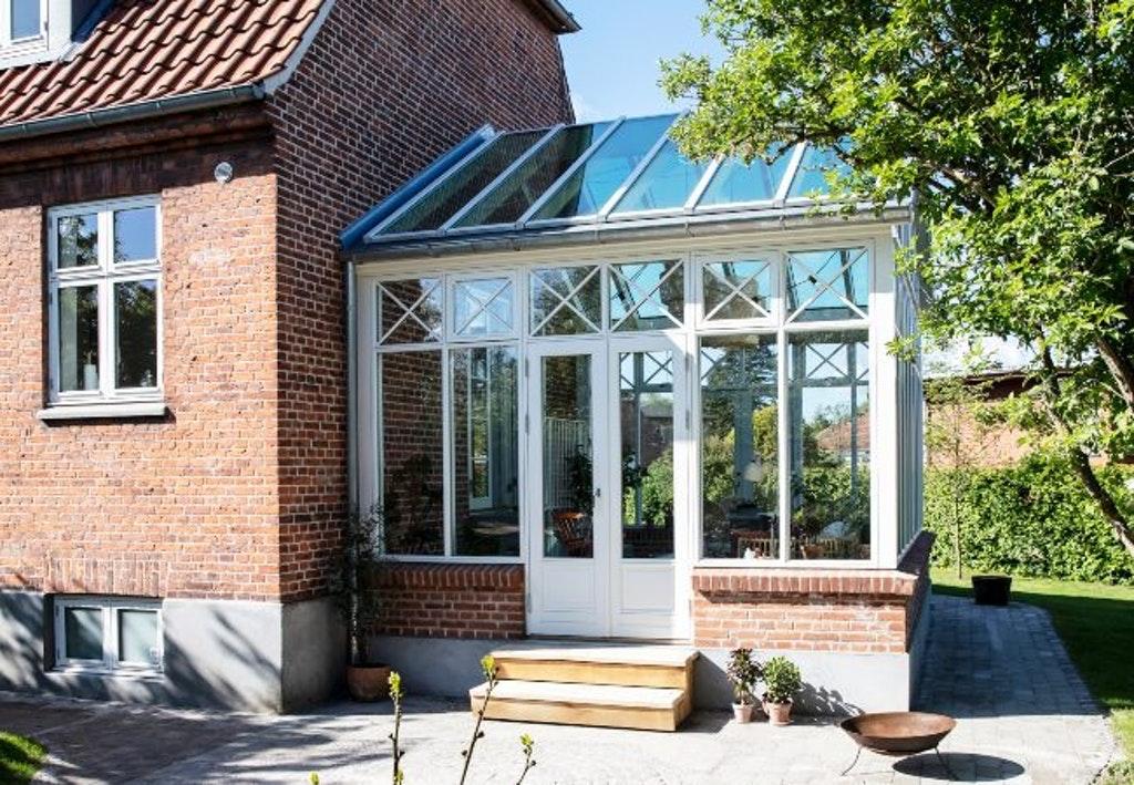 Arkitekttegnet Orangeri I Murermestervilla Fra 1930 M4 Arkitekter 58