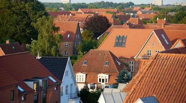 Villakvarter i Danmark