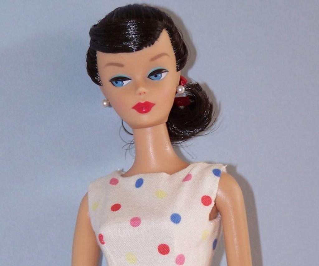 Vintage Barbiedukke