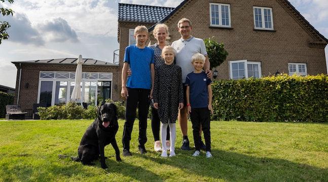 Velkommen til den nye familie Smart