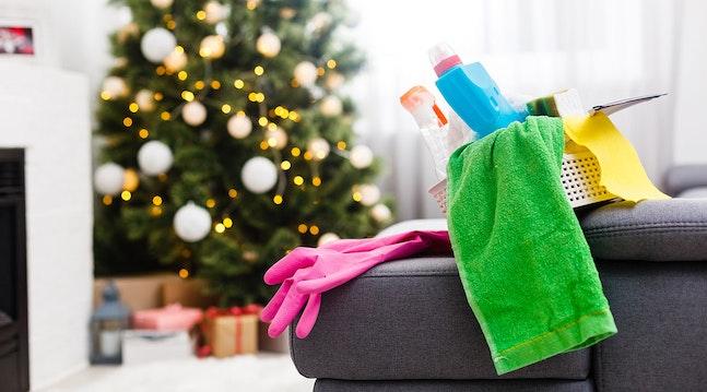 Nem jule rengøring