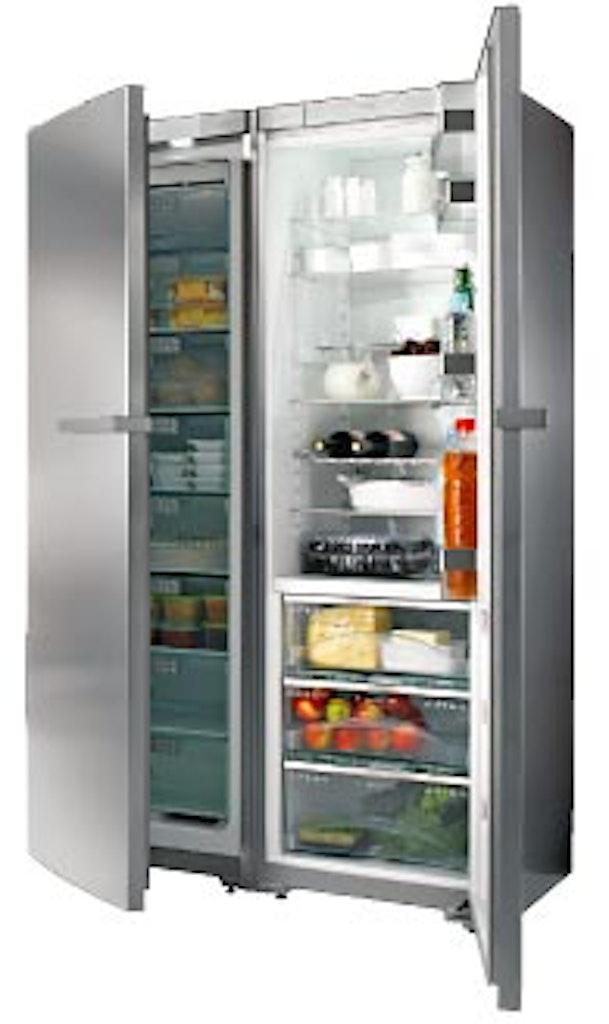 Køleskabene er blevet avancerede