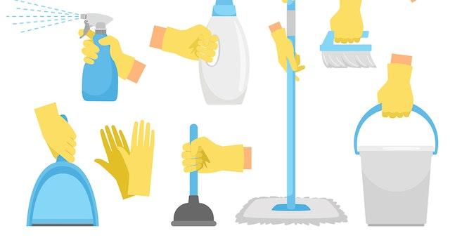 Sådan løser de alle dine rengøringsopgaver